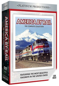 America By Rail DVD Collection