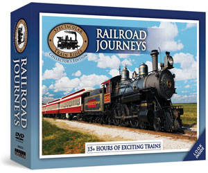 Railroad Journeys Video Collection
