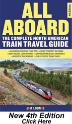 All Aboard North American Train Travel Guide