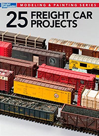 25 Freight Car Projects