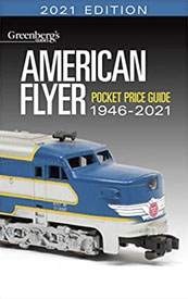American Flyer Trains Pocket Price Guide