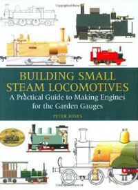 Building Live Steam Locomotives In   Scale
