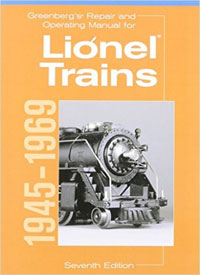 Greenberg Repair and Operating Manual for Lionel Trains