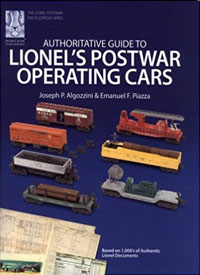 Lionel Postwar Operating Cars