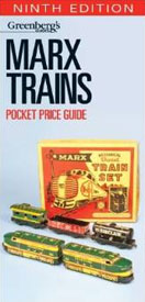 Marx Trains Pocket Price Guide