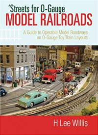 Streets for O-Gauge Model Railroads