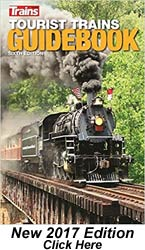 Tourist Trains Guidebook 2017